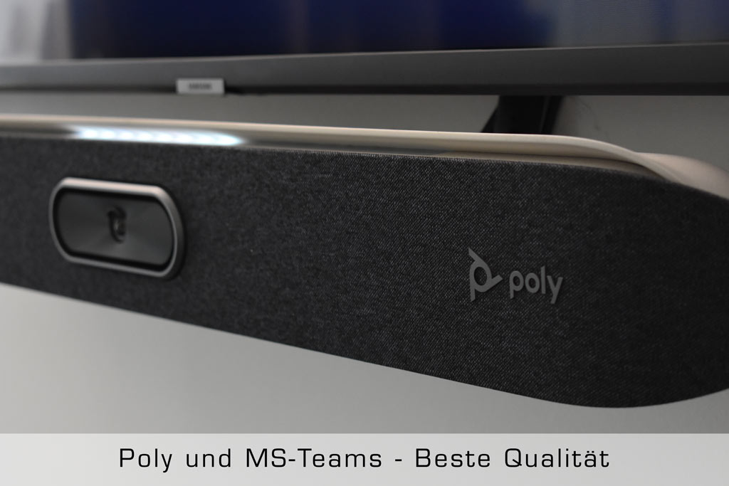 Poly X50 für MS-Teams